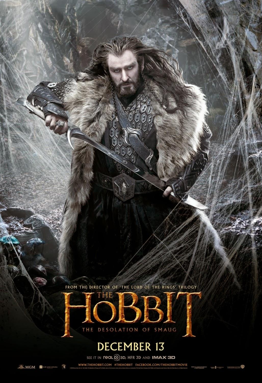 El Hobbit La Desolación De Smaug Voice Over