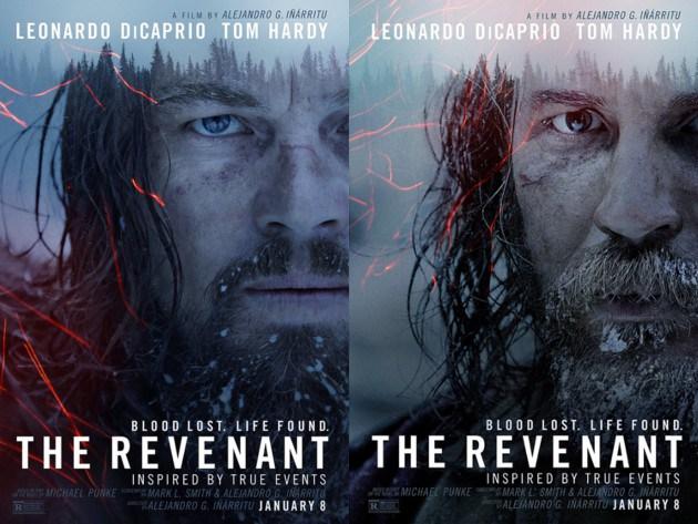 leonardo-dicaprio-dan-tom-hardy-tampil-garang-di-poster-film-the-revenant