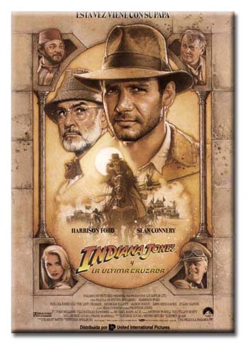 Indiana Jones y la ultima cruzada